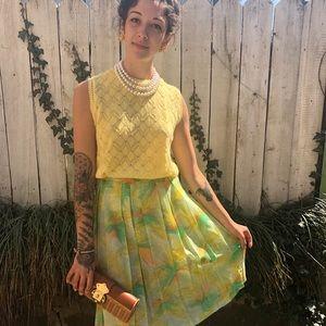 Vintage Royal Miss skirt